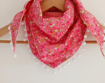 Cheche / scarf girl ~ printed Clara