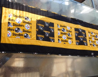 Pittsburgh Steelers Table Runner