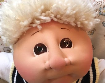 The Little People - Cabbage Patch Kid - 2014 Spring Event Kid