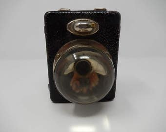 Old flashlight