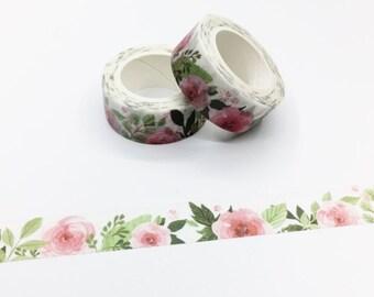 Camellia Washi Tape
