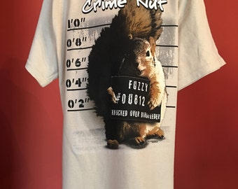 Squirrel Crime Nut