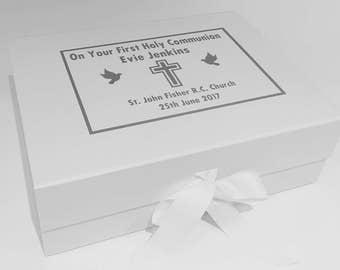 Communion Keepsake Box / Baptism /Confirmation