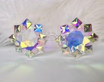 Holo Kaleidoscope Glasses