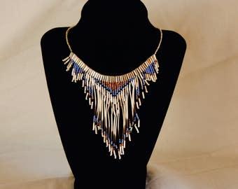 Warrior Quill Necklace