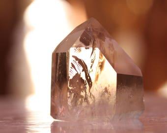 Citrine Quartz Crystal Points