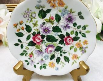 "Royal Albert Random Harvest series ""Devon"" orphan teacup."