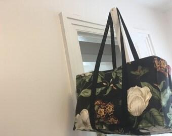 Handmade Market Tote Bag