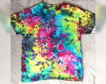 Tie Dye T-shirt - Adult Large
