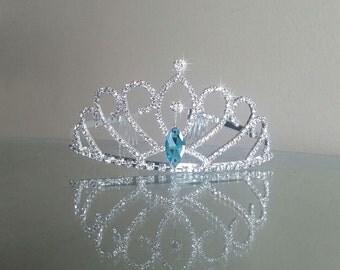 Frozen Elsa Rhinestone Crown,  Elsa Tiara