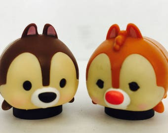 Chip and Dale Tsum Tsum inspired magnets