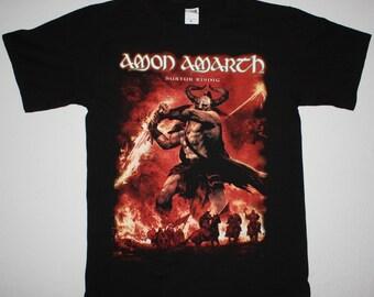 Amon Amarth Surtur Rising black t shirt
