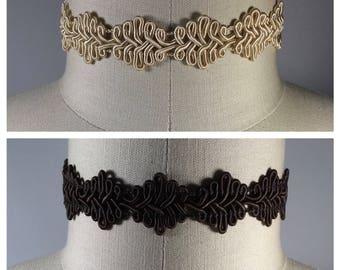 Cord Lace Chokers