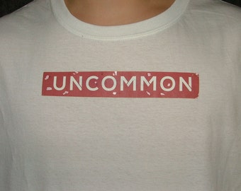 red uncommon t