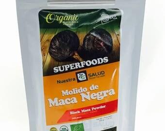 Black Maca Powder Organic 200g
