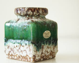 Fat lava Jopeko vase, West Germany
