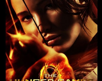 "The Hunger Games, 11""x17"" Movie Poster Print."