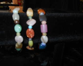 Bracelet, Gem Stone
