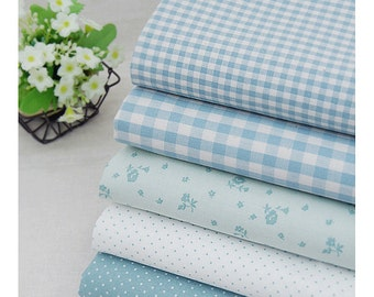 """Candy Color shy Series 20s Cotton Fabric - 44""""x35"""" - 1 Yard"""