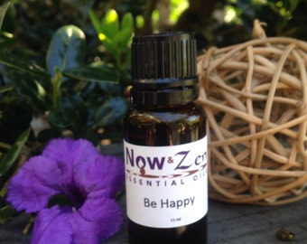 Be happy 100% pure essential oil's 15 ml