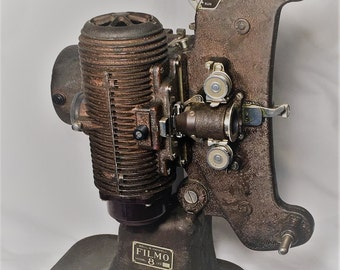 Vintage Bell & Howell Filmo 8 Movie Projector