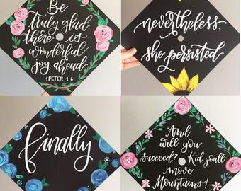 Custom Graduation Cap