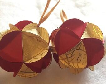 Elegant Origami Ornament