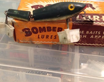 L&S Baby Cat Sinker Vintage Fishing Lure