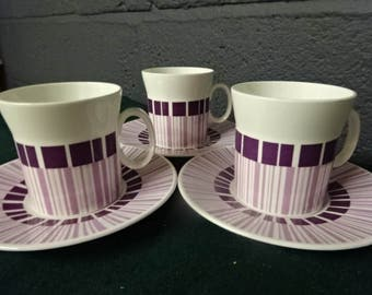 Hostess Tableware/Belinda/Vintage/Retro/1970s