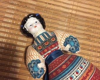 Vintage Avon American Heirloom Sachet Doll