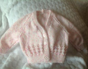 Baby girls cardigan
