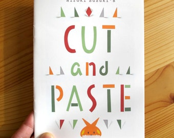 zine『CUT and PASTE vol.6』