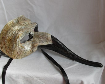 Venetian Long Nose Masquerade, Mardi Gras Mask
