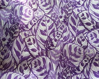 Tana lawn fabric from Liberty of London, Jungle. Nb: 1m34 width