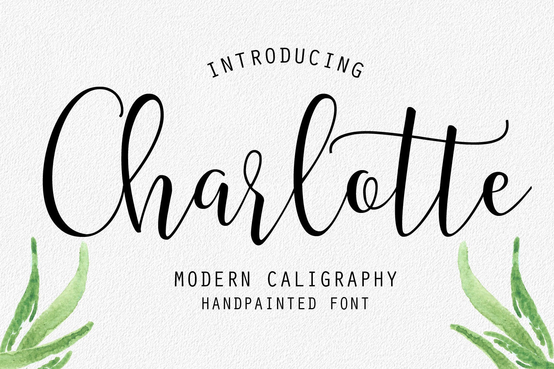 Handwritten Font Modern Font Calligraphy Font Wedding Font