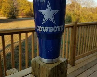 Dallas Cowboys Decal