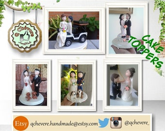 Toppers for wedding
