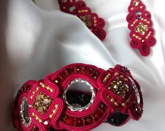 Soutache jewelri