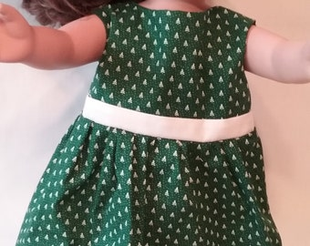 Holiday tree dress