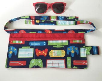 video game toolbelt, video game controller toolbelt, kids toolbelt, childs toolbelt, play toolbelt