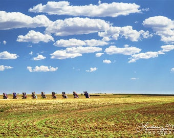"Amarillo Photo | ""Cadillac Ranch"" 