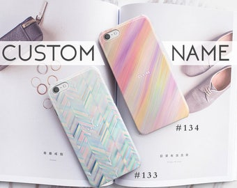 iPhone 7 case Custom Name Marble iPhone 7 plus case Unique iPhone 6s case iPhone 6 plus case iPhone case iPhone 6 case,iphone 5s,6s plus