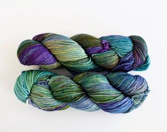 Malabrigo Sale DK/Sport, Hand dyed yarn, Superwash Merino Knitting Yarn,  Arroyo SALE