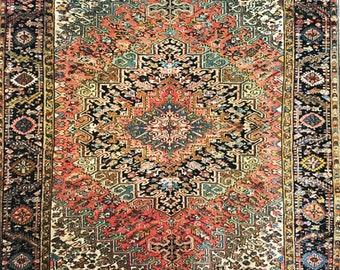 ANTIQUE Persian HERIZ RUG -40% discount 340 x 260 cm
