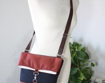 Messenger / shoulder bag / backpack / Messenger