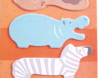 50 brands-page - Theme: safari animals