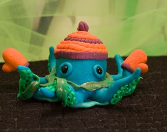 SALE Ollie the Octopus Weeblette