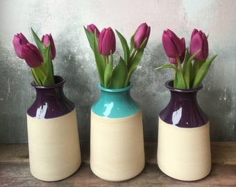 Ceramics Vase Vintage Style