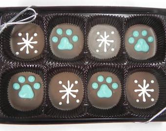 Dog Treat Gift sets-Winter Theme