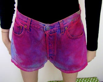 Levi's Jean Shorts - W34 - Pink!!!